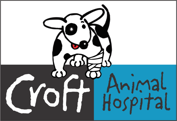 Croft Logo-Raam